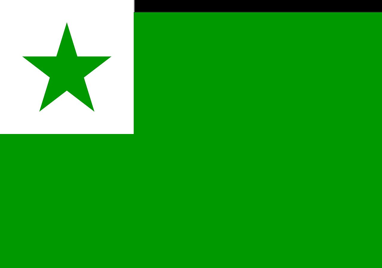 Flaga esperancka