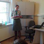 Dr Katarzyna Marszałek - jedna z prelegentek