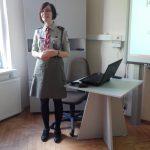 Dr Lucyna Czechowska - jedna z prelegentek
