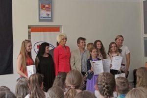 Zwycięzcy konkursu Na Zachód od Odry w kategorii piosenka