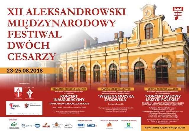 Festiwal Dwóch Cesarzy 2018