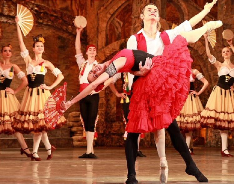 """Balet """"Don Kichot"""""""