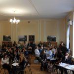 Konkurs Pięknego Czytania w auli LO w Szubinie