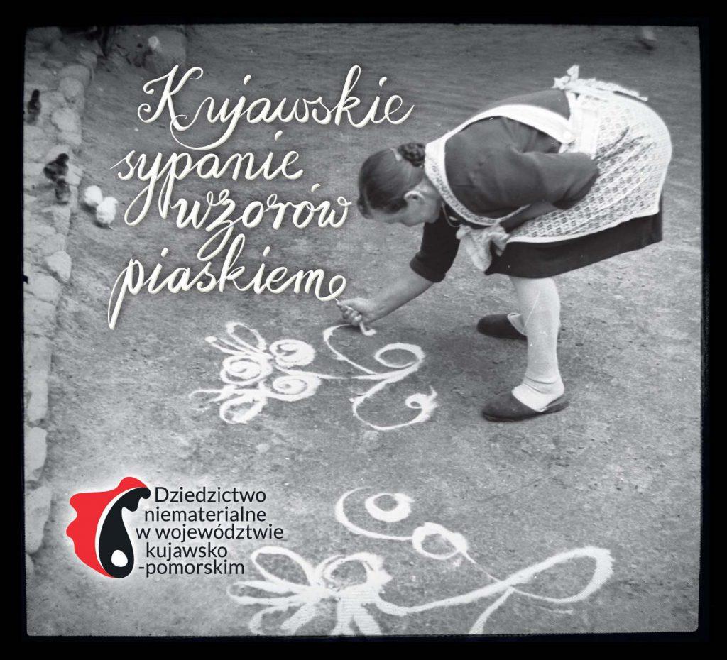 Kujawskie sypanie piaskiem - płyta multimedialna
