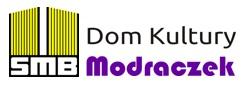 Dom Kultury Modraczek - logo