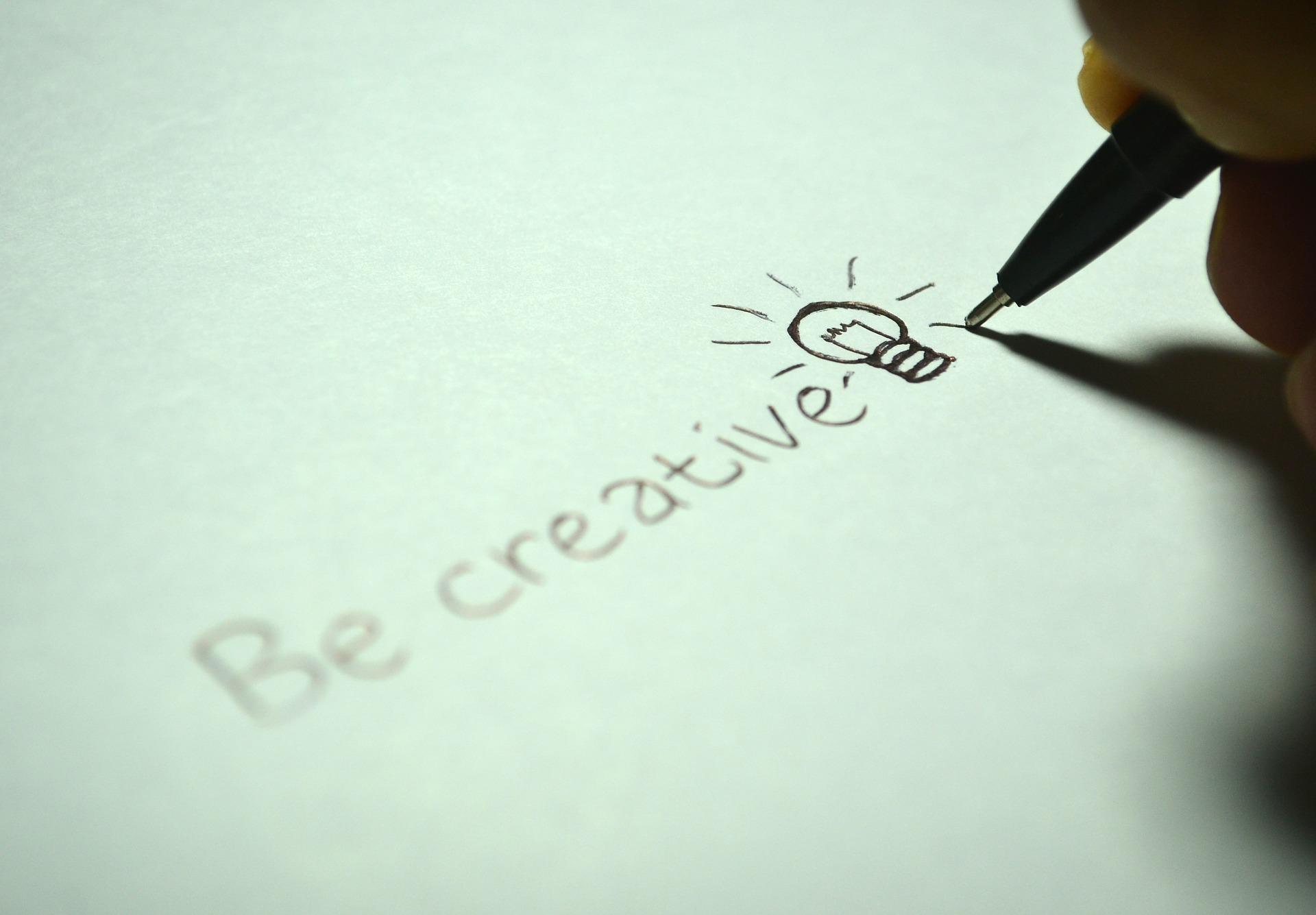 Bądź kreatywny - młodzi w akcji