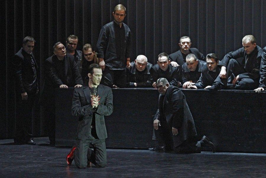 """""""Potępienie Fausta"""" w Operze Nova, fot. Andrzej Makowski"""