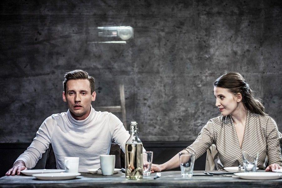 """Jednym z festiwalowych spektakli będzie """"Panna Julia"""" Strindberga krakowskiego Teatru Ludowego, fot. Natalia Kabanow"""