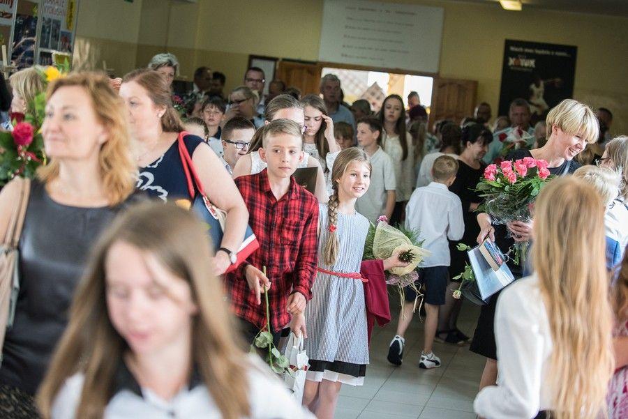 Zakończenie roku szkolnego, fot. Tymon Markowski