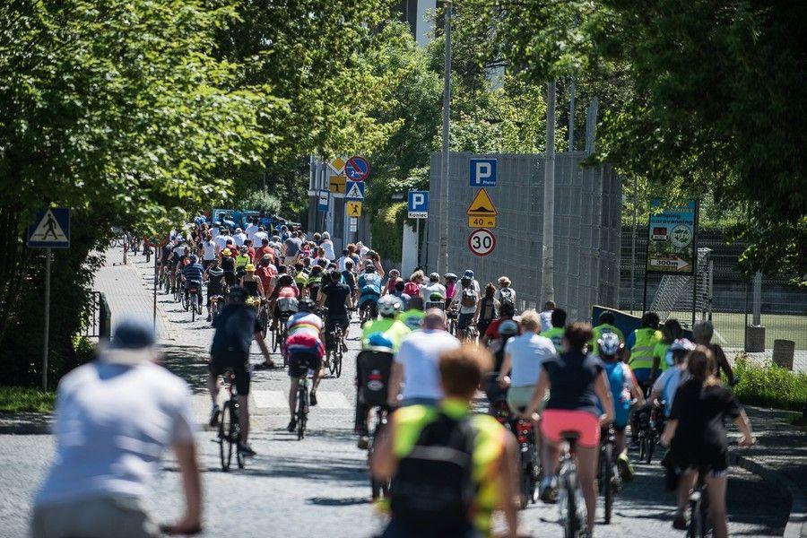 Zapraszamy do Żnina na wyścig kolarski Enea Pałuki Tour, fot. Tymon Markowski