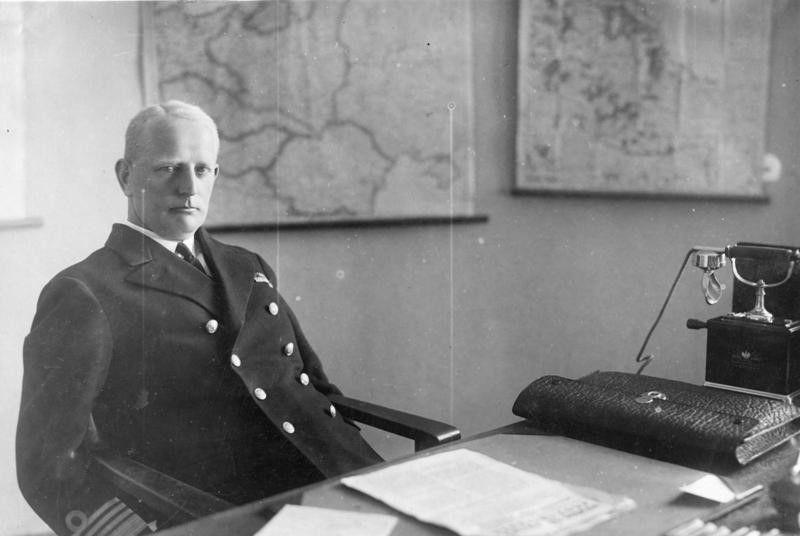 Admirał Józef Unrug, Narodowe Archiwum Cyfrowe, domena publiczna