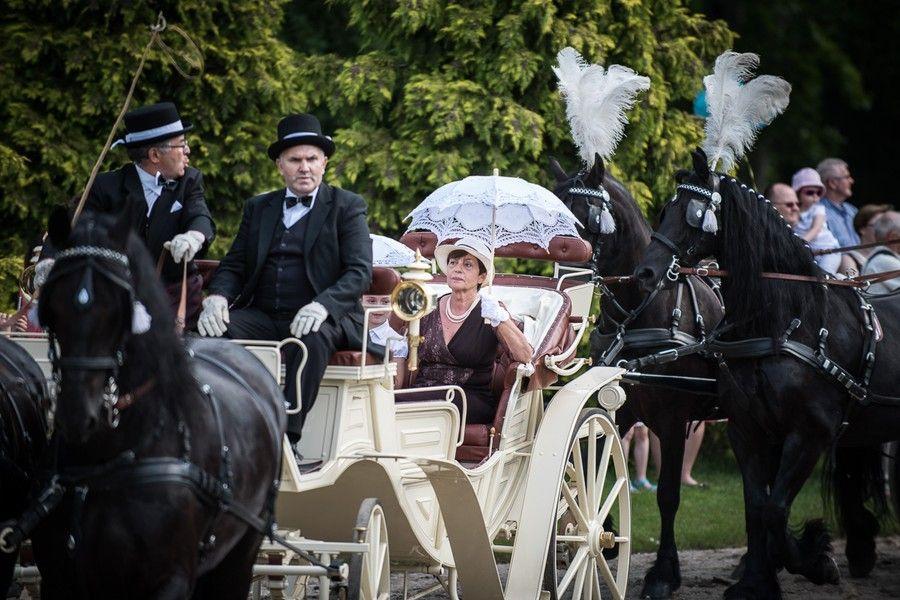 ednym z wydarzeń Europejskich Dni dziedzictwa będzie konkurs pojazdów konnych w Lubostroniu, fot. Tymon Markowski