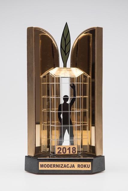 Nagroda Modernizacja Roku 2018