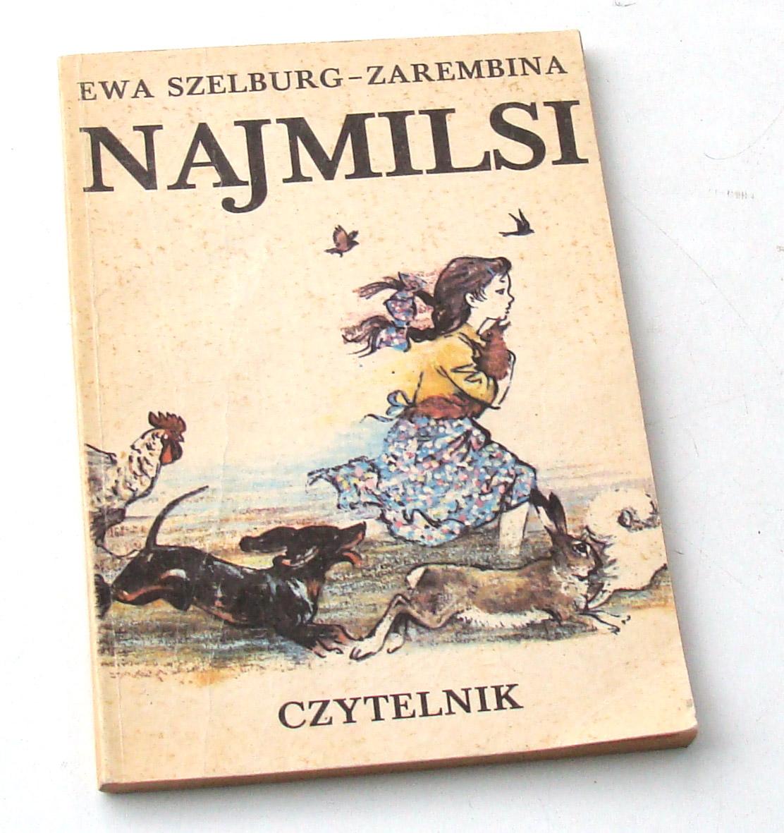 Ewa Szelburg-Zarembina Najmilsi