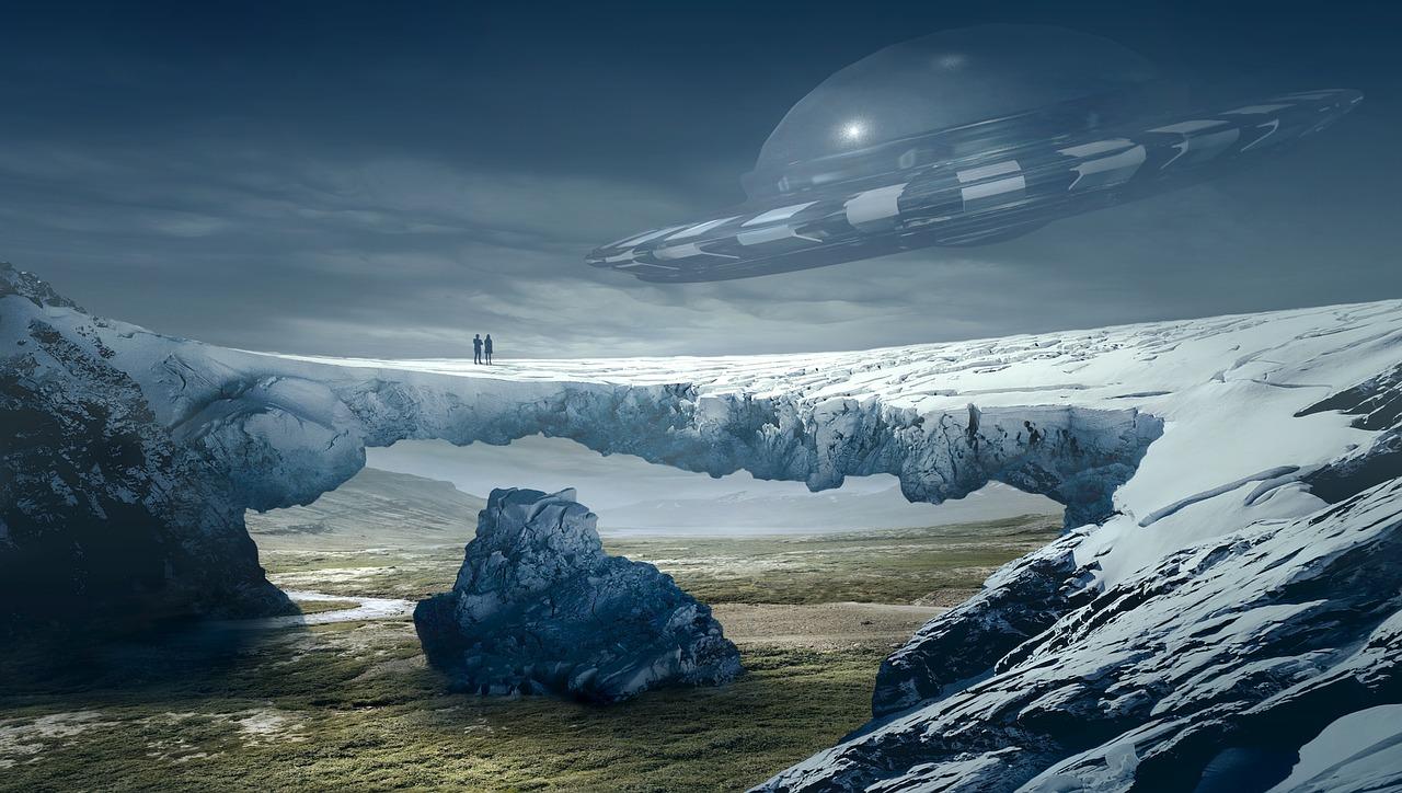 Statek kosmiczny, ufo