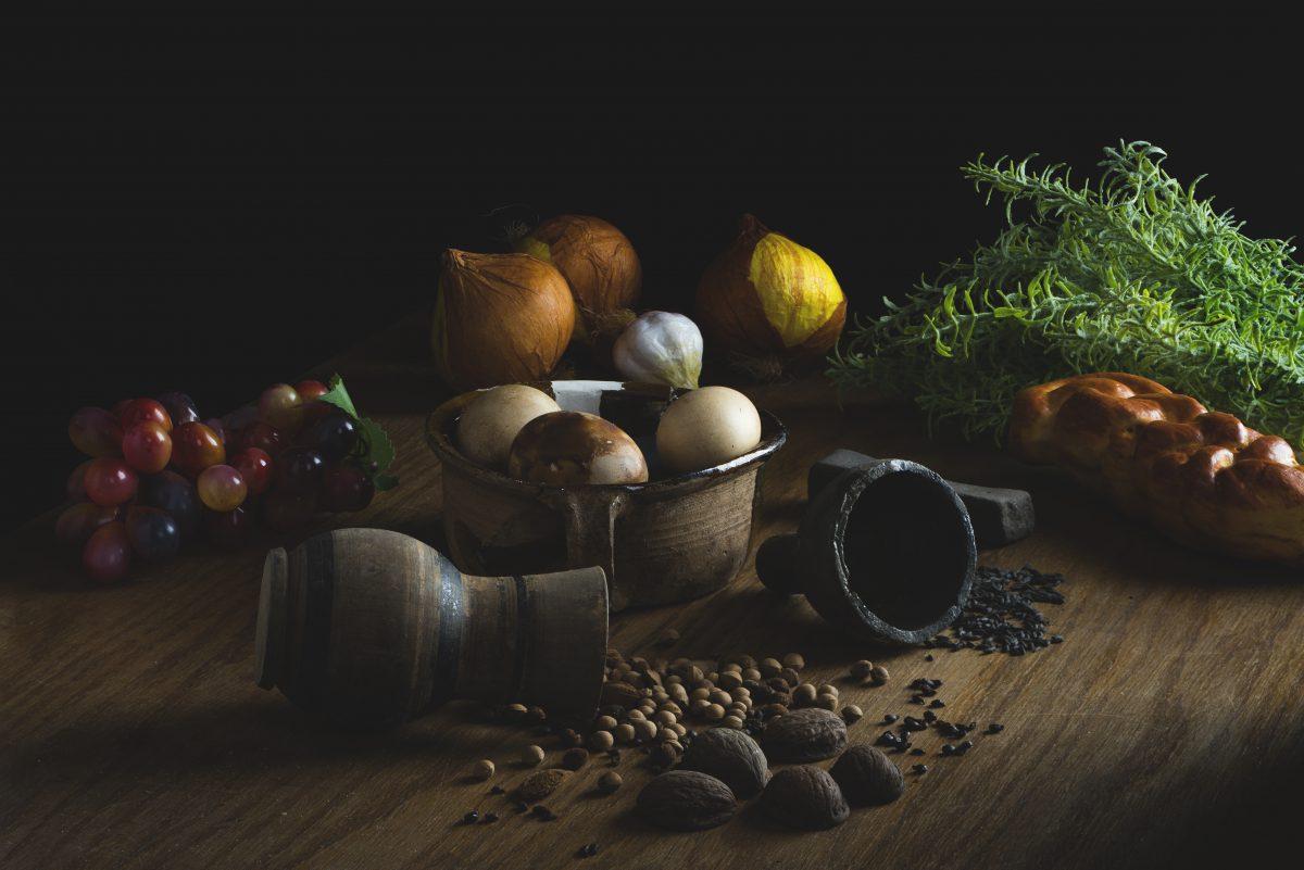 Wernisaż wystawy Przy stole z Kopernikiem