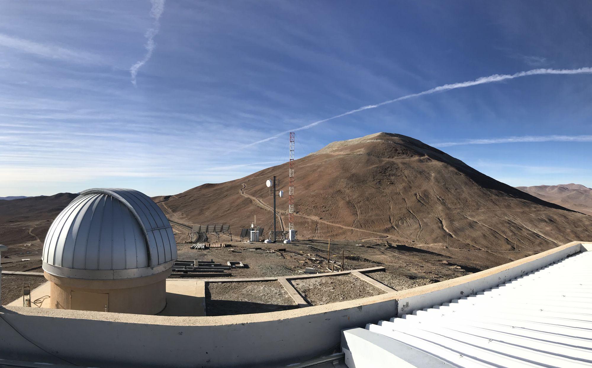 Obserwatoria astronomiczne w Chile
