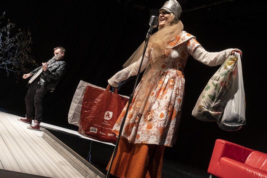 Już w sobotę zapraszamy do Horzycy na premierę spektaklu Jezus przyszedł, fot. Wojtek Szabelski