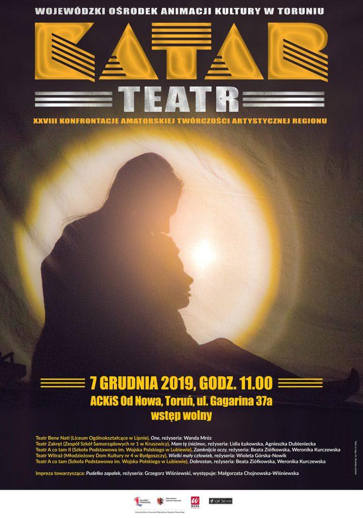KATAR Teatr plakat