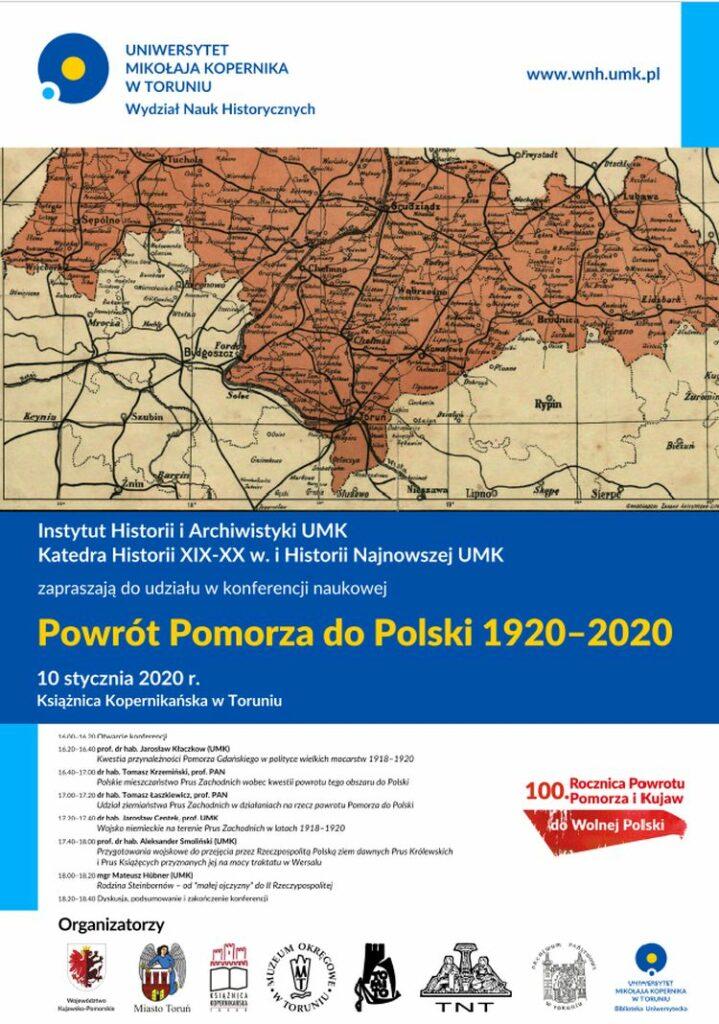 Konferencja - plakat