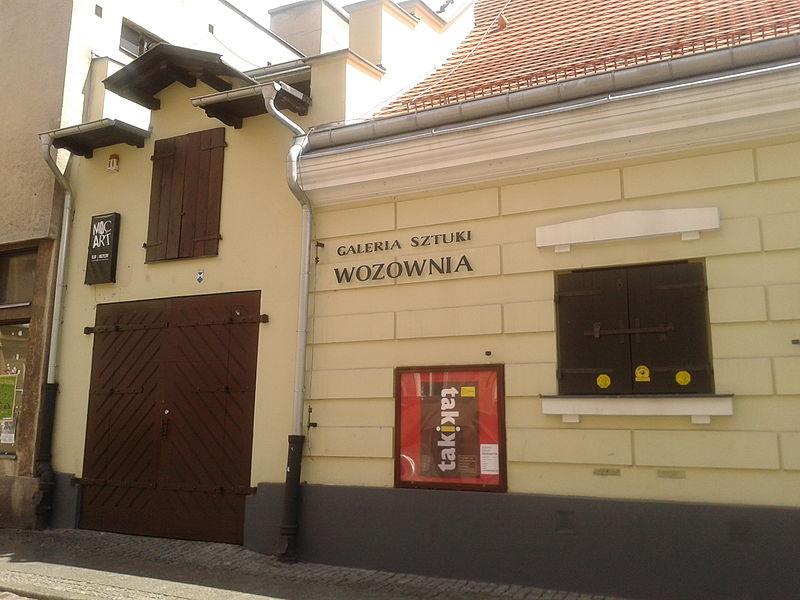 Wozownia, Wikimedia