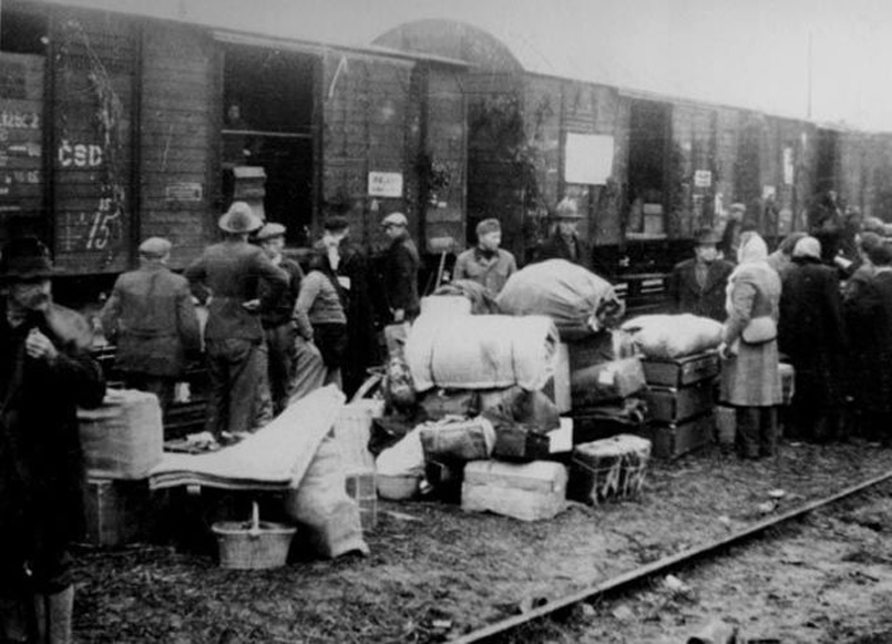 Sybiracy, deportacje, Wikimedia Commons