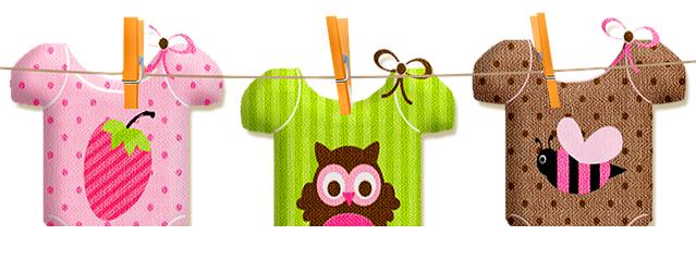 Ubranka dziecięce, pixabay