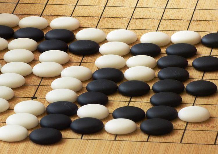 Go i inne gry logiczne
