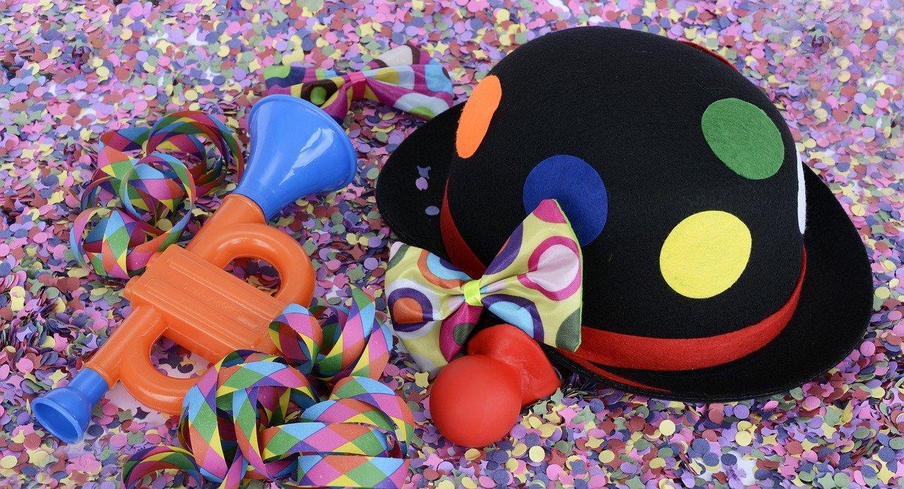 Bal karnawałowa dla dzieci