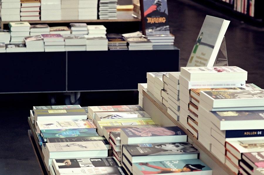 Kiermasz książek, Pixabay