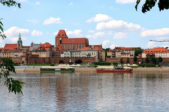 Toruń - panorama