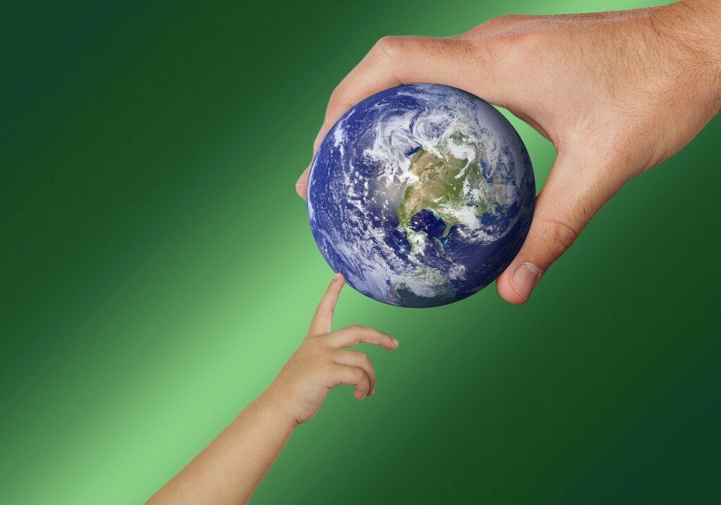 Planeta Ziemia, ekologia, Pixabay