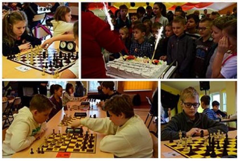 X turniej szachowy