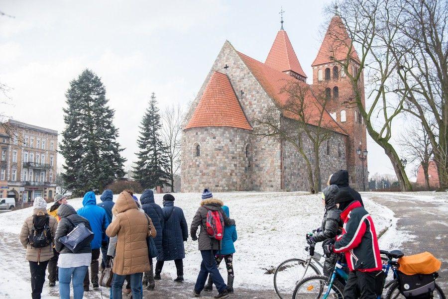 Zwiedzanie Inowrocławia, fot. Łukasz Piecyk