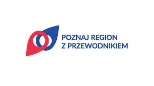 Poznaj region z przewodnikiem - logo akcji