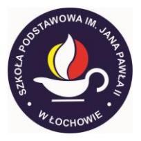 SP w Łochowie - logo