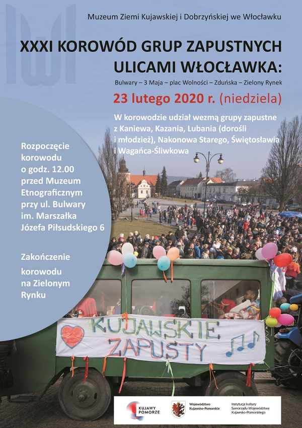 Projekt afisza: M. Kolanowska