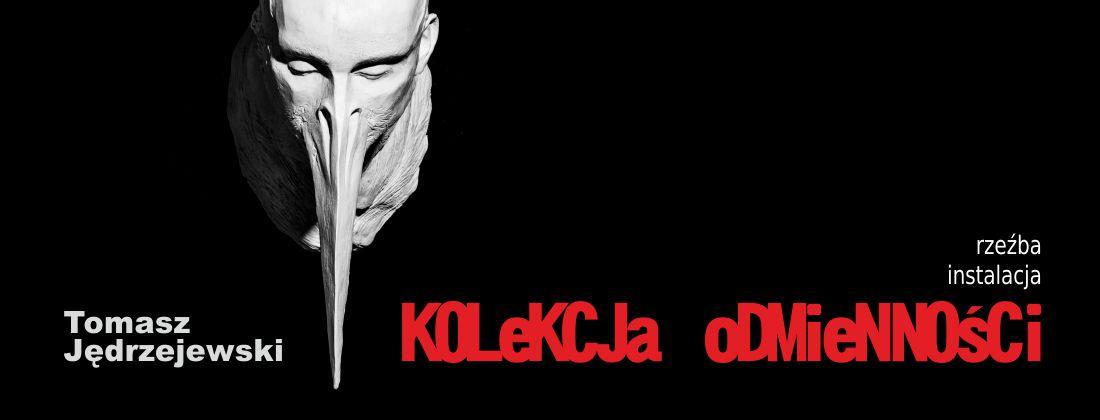 Tomasz Jędrzejewski Kolekcja odmienności. Rzeźba, instalacja