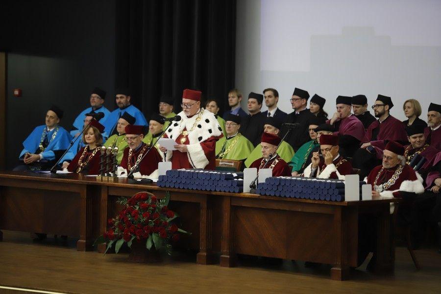 Święto UMK, for. Mikołaj Kuras