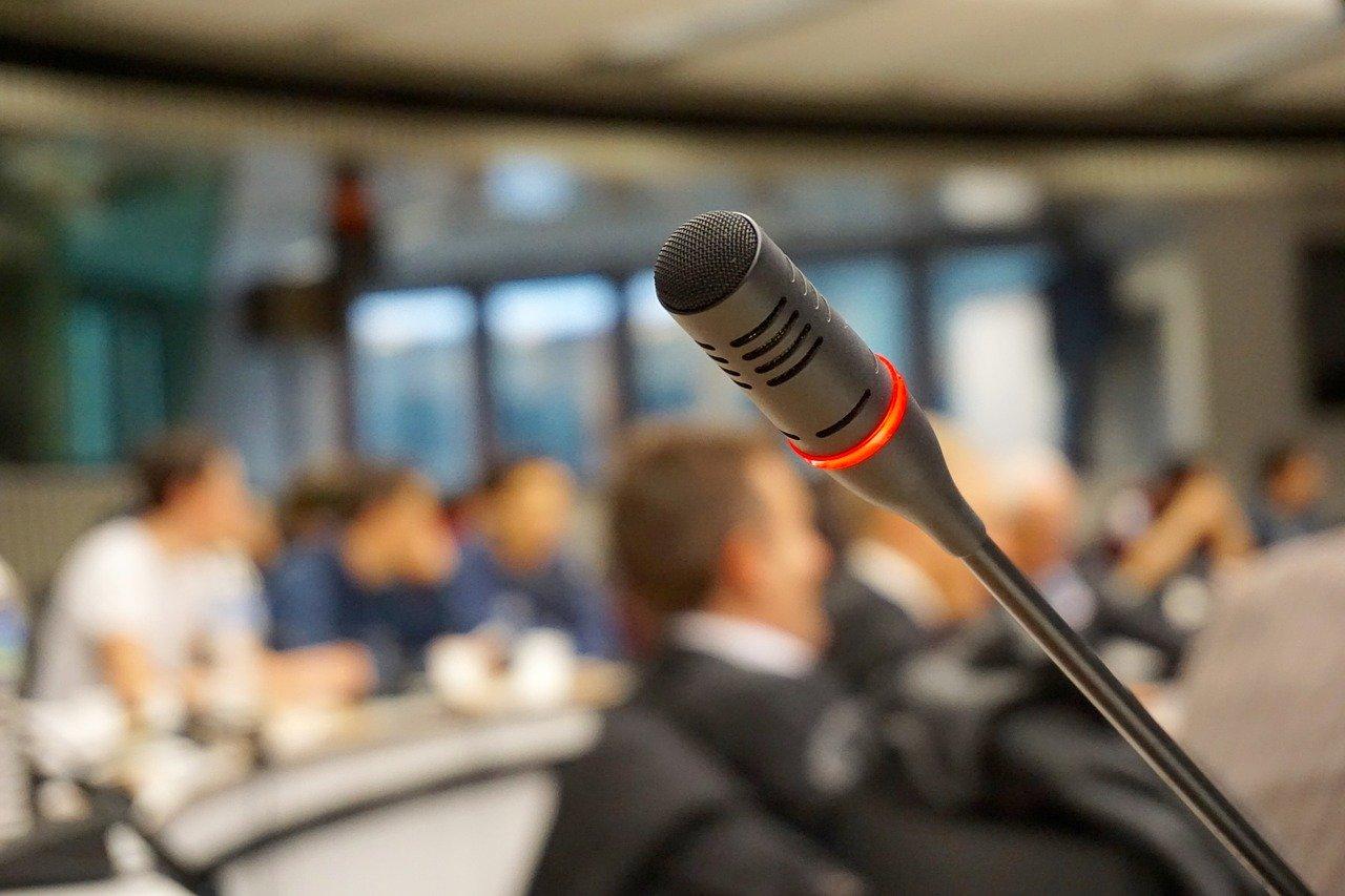 Konferencja naukowa, Pixabay