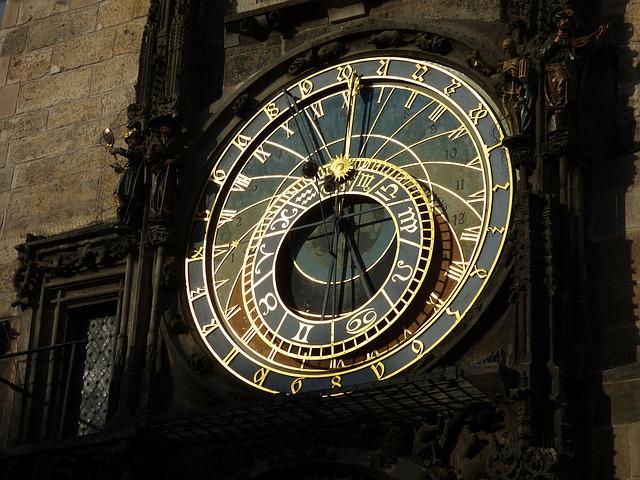 Zegar zewnętrzny, Pixabay