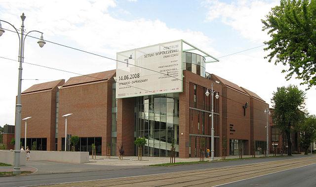 Centrum Sztuki Współczesnej w Toruniu, fot. Wikimedia Commons