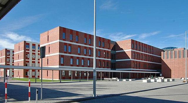 Nowy budynek Collegium Humanisticum UMK w Toruniu, powstały w 2011 roku
