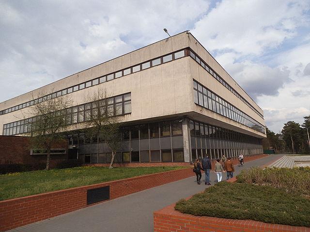 Biblioteka UMK w Toruniu, Wikimedia Commons