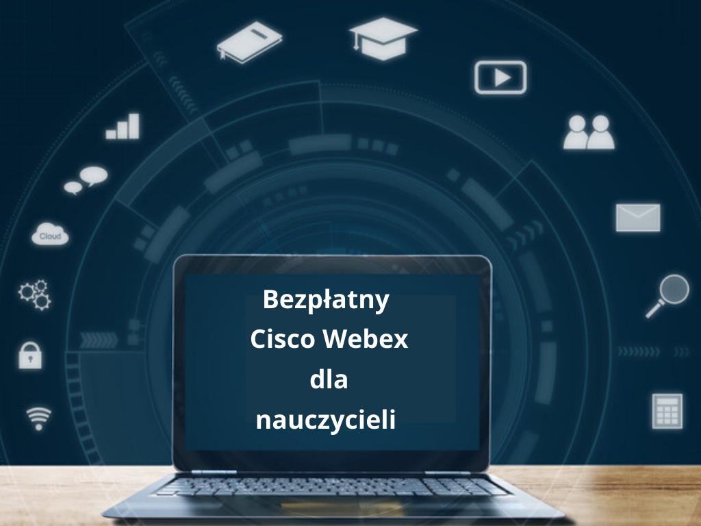 Cisco Webex dla nauczycieli