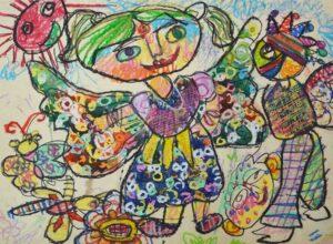 Nabanita Nitu, lat 6, BANGLADESZ