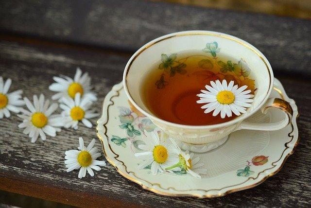 Herbata rumiankowa, Pixabay