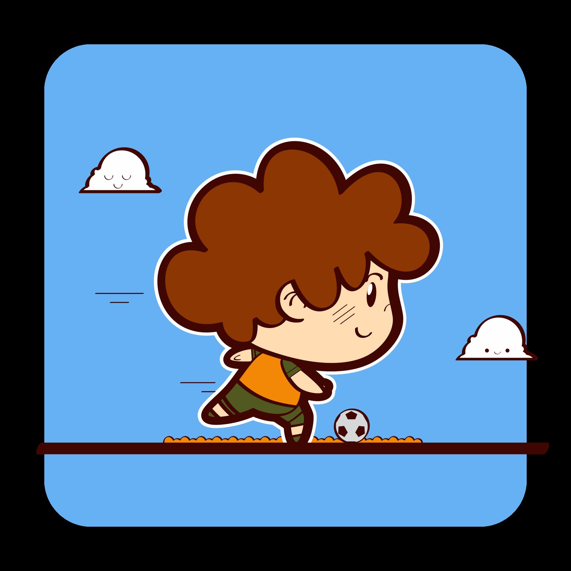 Gra w piłkę nożną, Pixabay