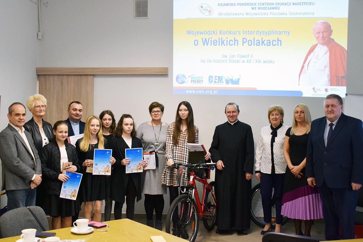 Konkurs Interdyscyplinarny o Wielkich Polakach