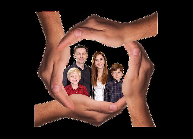 bezpieczeństwo - rodzina